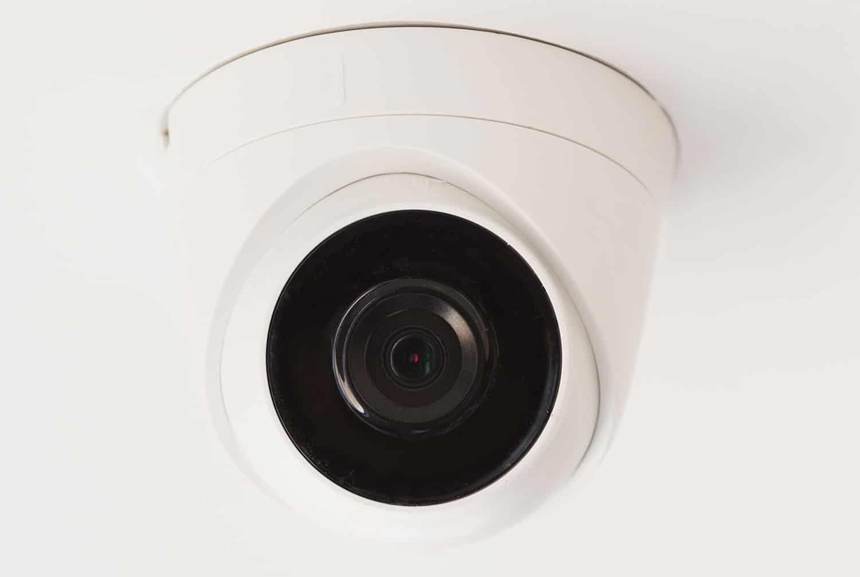 photo of a hidden cam
